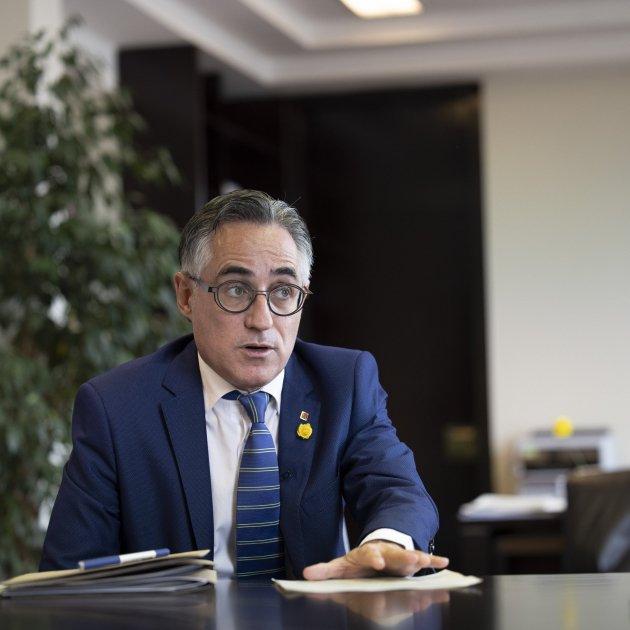 Ramon Tremosa Conseller Empresa  -Sergi Alcazar