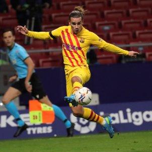 Antoine Griezmann Barca senyera Atletic Madrid EFE