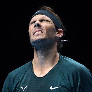Rafa Nadal ATP Finals EFE