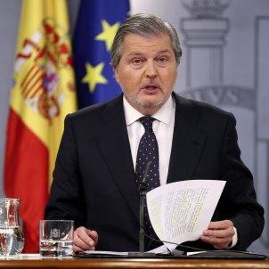 Íñigo Méndez de Vigo - EFE