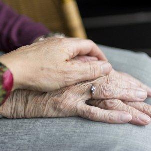 mans d'una anciana / Pixabay