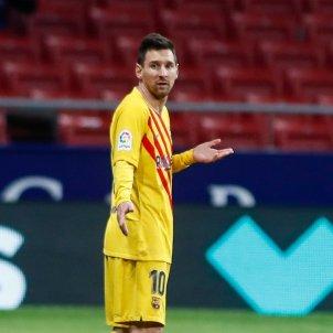 Messi dubtes EuropaPress
