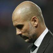 Pep Guardiola derrota Champions Manchester City EFE