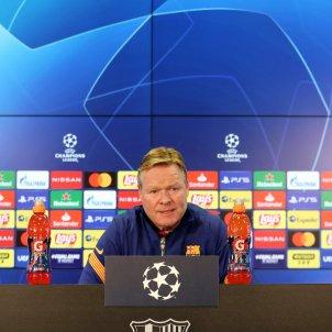 Koeman roda premsa Barça FC Barcelona