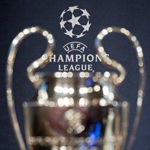 Champions League Copa sorteig EFE