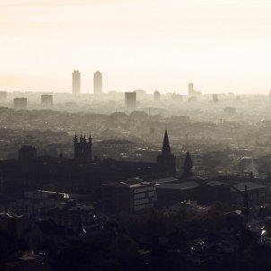 Barcelona contaminació aire departament de salut comissió europea -Víctor Fernández