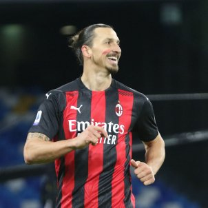 Ibrahimovic Milan EFE
