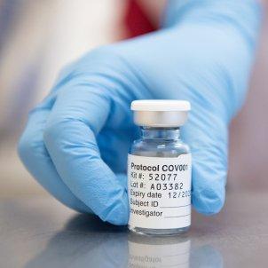 vacuna Oxford Astra Zeneca coronavirus EFE