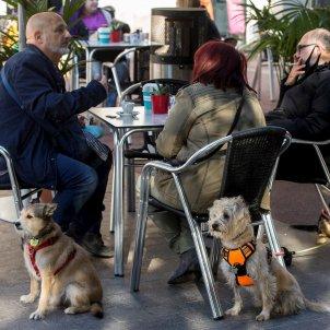bars restaurants oberts terrasses Catalunya coronavirus Efe