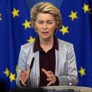 Ursula Von der Leyen EFE