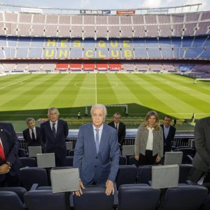 Tusquets Comissió Junta Gestora Barça FC Barcelona