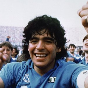 Maradona Napols EuropaPress