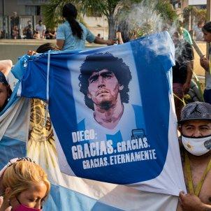 Diego Armando Maradona Argentina Europa Press