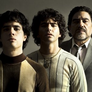 Diego Armando Maradona serie Amazon @Amazon