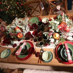 taula Nadal Covid Efe