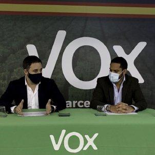 vox @Santi ABASCAL