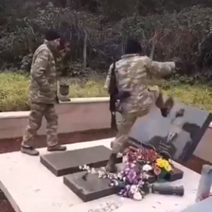 Azerbaidjanesos tombes armènies @301 AD