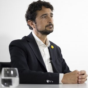 Damià Calvet Conseller Territori i Sostenibilitat - Sergi Alcazar