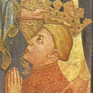 Neix Ferran, el primer Trastàmara al tron de Barcelona. Font Museo del Prado.