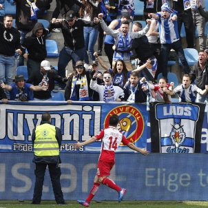 Espanyol Eibar gol Jurado EFE