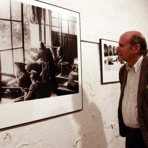 Gilbert Grellet exposició guerra civil acn