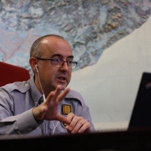 Sergio Delgado sub-director general de Programes en Protecció Civil - Sergi Alcàzar
