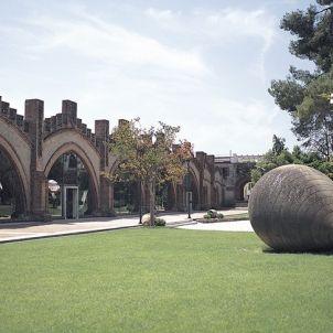 Jardins de les caves Codorniu  3773 Felipe J. Alcoceba