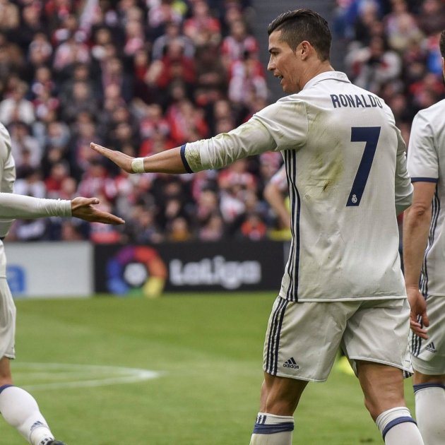 Cristiano Ronaldo Reial Madrid Athletic Club Efe