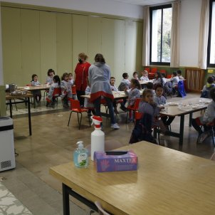 escola salesians menjador alumnes - ACN