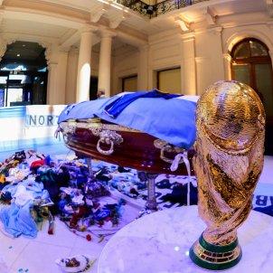 Taut Maradona Argentina Copa Mundial Europa Press