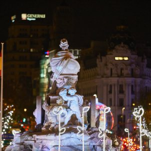 EuropaPress llums nadal covid