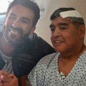 Leopoldo Luque Diego Armando Maradona metge operacio @doctor.luque