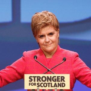 Nicola Sturgeon congrés SNP - EFE