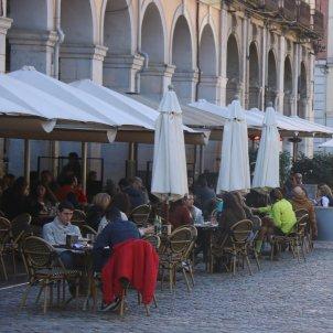 terrasses bars Girona coronavirus ACN