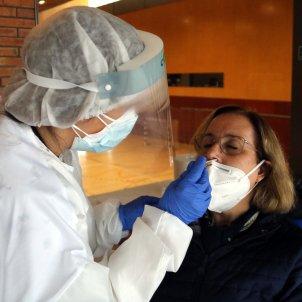 test coronavirus Banyoles ACN