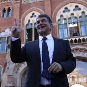 Joan Laporta Barca Sergi Alcazar