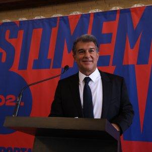 Joan Laporta candidatura Sergi Alcazar