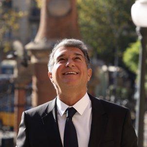 Joan Laporta Candidatura Barca Sergi Alcazar