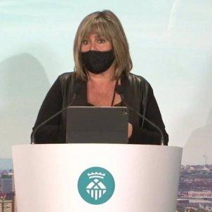Núria Marín alcaldessa hospitalet / Europa Press