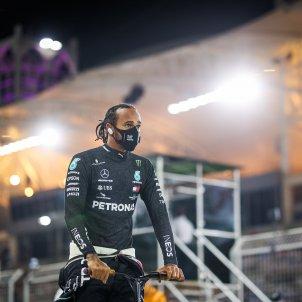 Lewis Hamilton Formula 1 Europa Press