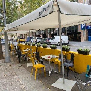 terrassa calcada barcelona