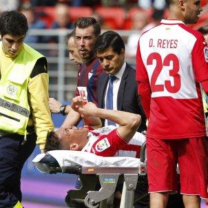 Óscar Duarte lesió Espanyol Efe