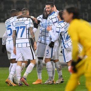 Gol Inter Borussia Monchengladbach EFE