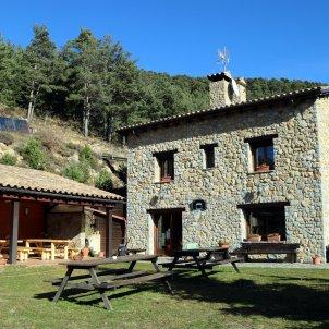 Casa rural Gisclaeny Berguedà ACN