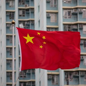 bandera Xina EFE