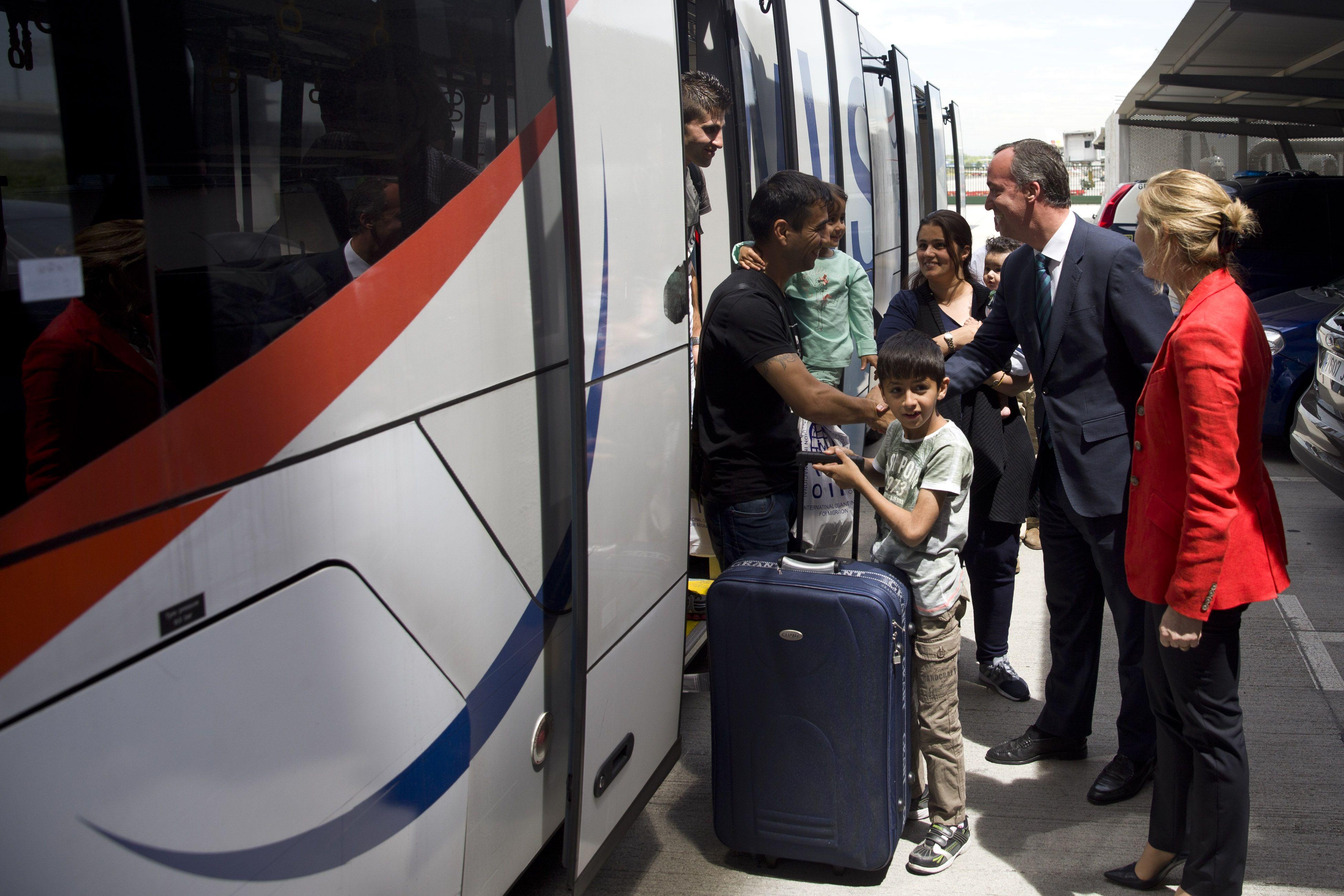 Refugiats Espanya