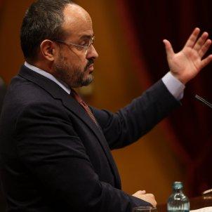 Alejandro Fernández Parlament Sergi Alcàzar