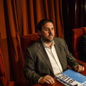 Junqueras Pressuposts- Sergi Alcàzar