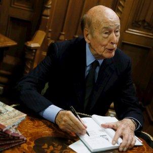 Valéry Giscard expresident França EFE