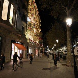 llums nadal Passeig de Gràcia iluminacio festes - Sergi Alcàzar